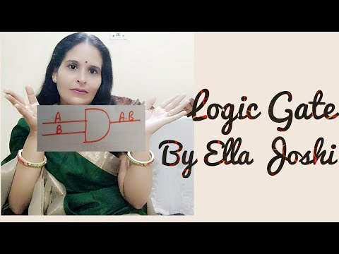 Logic Gate |computer science class 12