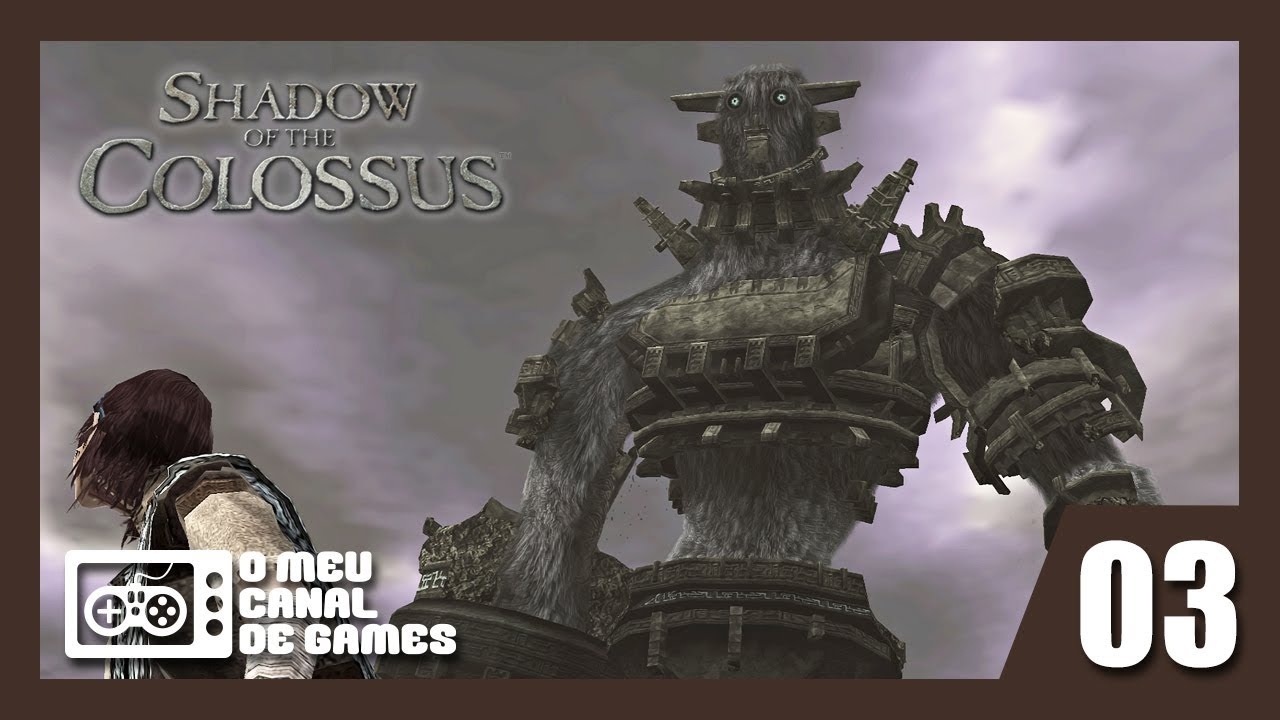 shadow of the colossus ps2 legendado portugues