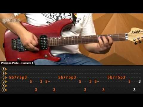 Are You Gonna Go My Way - Lenny Kravitz (aula de guitarra)