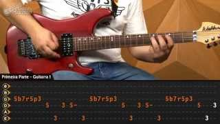 Are You Gonna Go My Way - Lenny Kravitz (aula de guitarra)