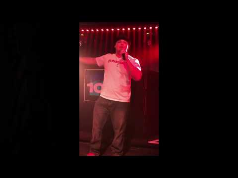 Gini-MOB Performs Al Capone At Power Is Industry Event