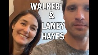 Walker & Laney Hayes Reveal How They Met and Their Favorite Nashville Date Spot