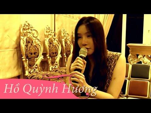 Hãy về đây bên em - Hồ Quỳnh Hương [Fancam - hát karaoke]