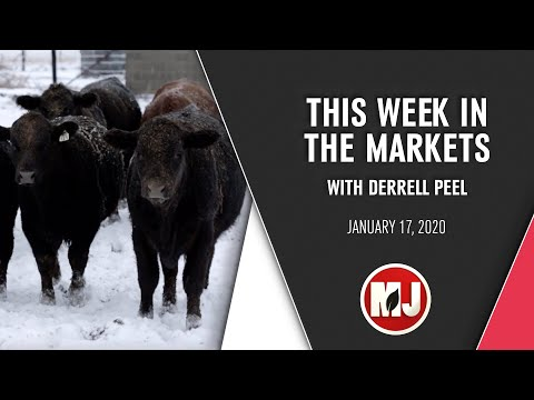 Markets with Derrell Peel | January 17, 2020