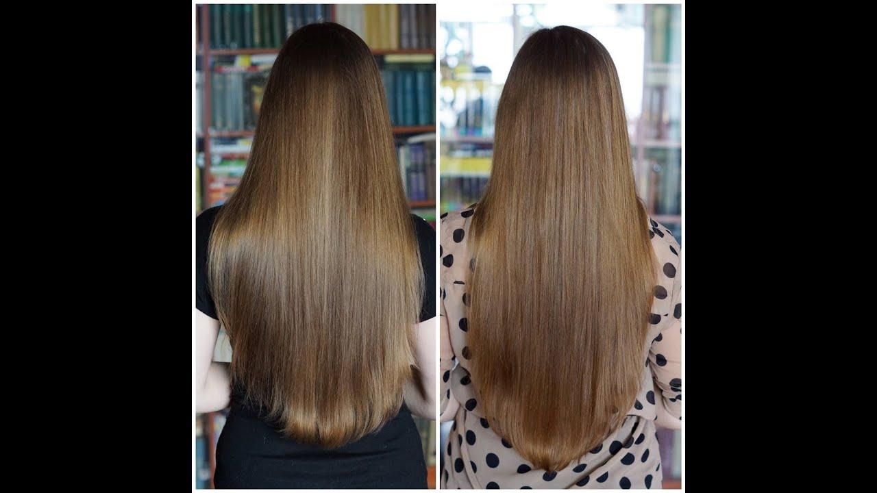 Как вырастить волосы снова