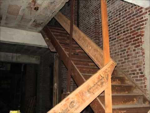 Mansfield Mortuary Angry EVP Captured.