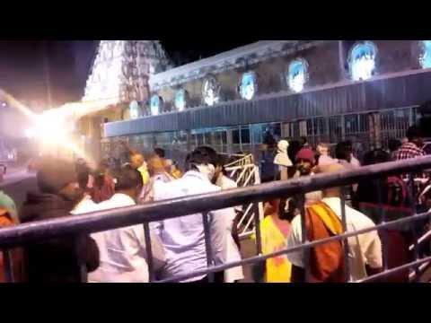 Tirumala Tirupati Devasthanams : Live Darshan