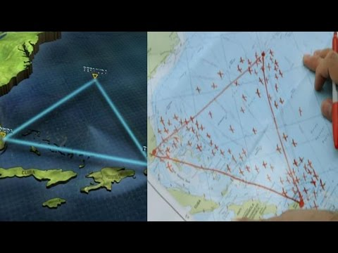 The Mystery of The Bermuda Triangle May Finally Solved || Pastimers