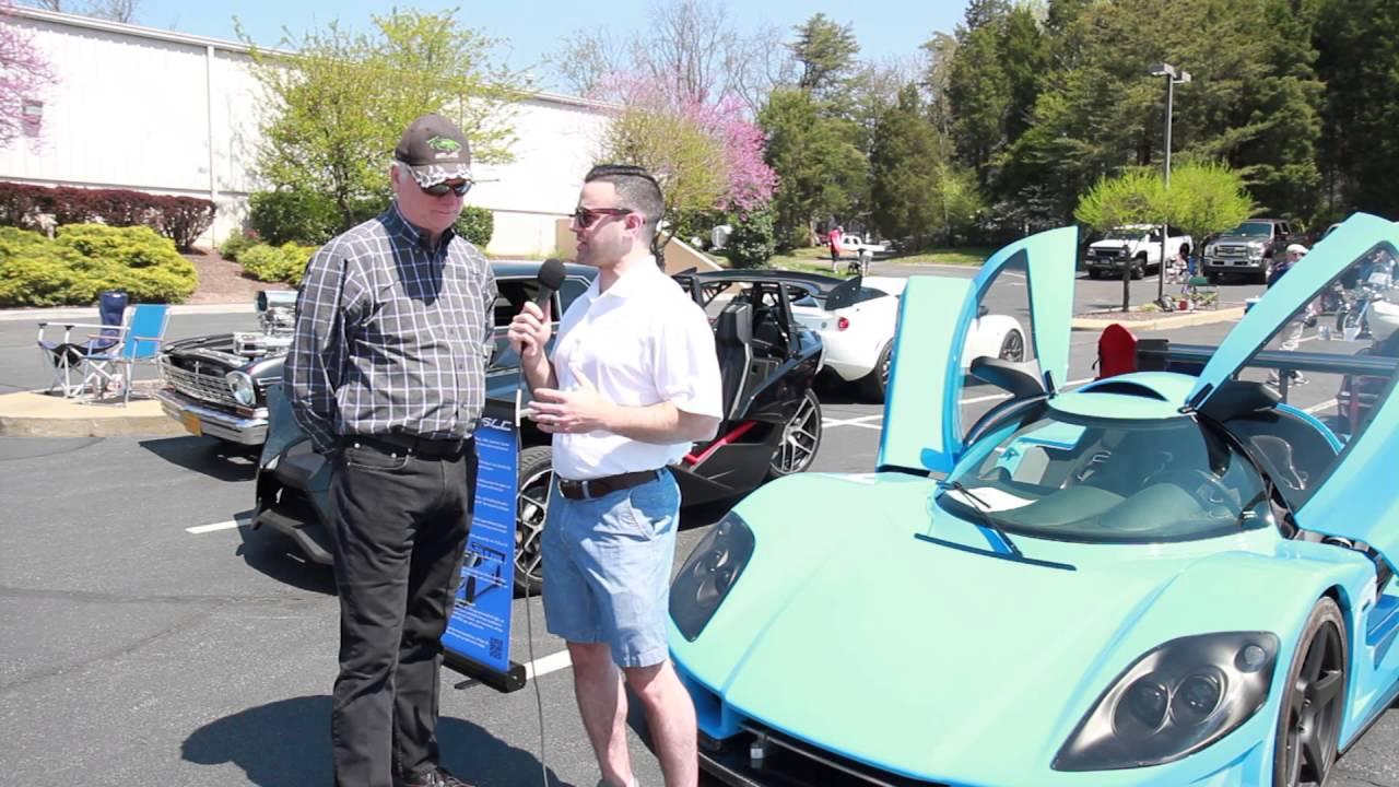 Will's 2013 Superlite SLC - Finish the Race Car Show - Calvary Temple  Sterling, VA