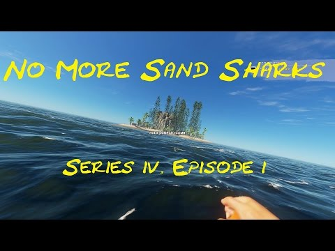 Stranded Deep S4 E1 - No More Shark Deaths!!!