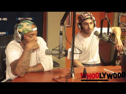 PRODIGY and ALCHEMIST vs DJ WHOO KID on the WHOOLYWOOD SHUFFLE at SHADE 45