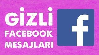 Facebook Gizli Mesajları Nasıl Görülür?