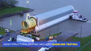 NASA Completes Structural Test Campaign for SLS Rocket