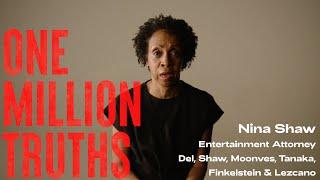 Nina Shaw I One Million Truths