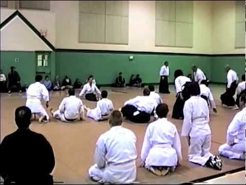 Military Tactical Fighting Close Quarter Combat AIKIDO TOYODA / SENSEI DODARO MPEG 4
