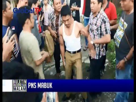 PNS mabuk, Gunungsitoli - BIM 02/08