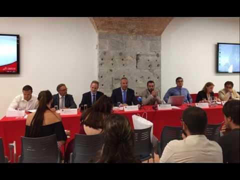 Sonido íntegro de la Mesa Redonda sobre el Brexit en Gibraltar