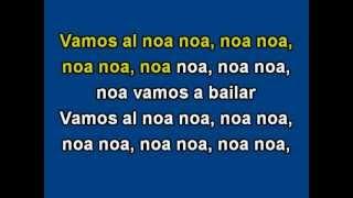Noa, Noa - Karaoke