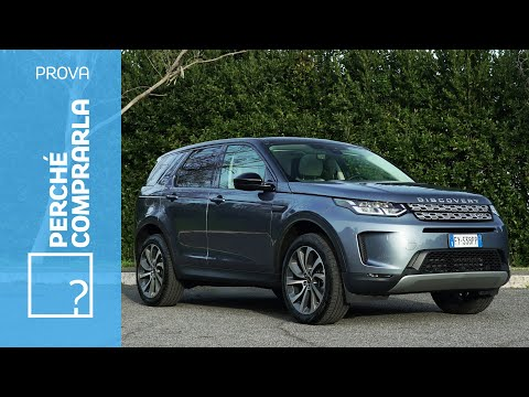 Land Rover Discovery Sport (2020) | Perché comprarla... e perché no