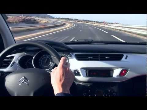 Citroën - Curso de conducción: Cómo trazar las curvas