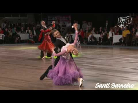Amar Pelos Dois (Slow Waltz Edit) - Salvador Sobral / DANCESPORT MUSIC 2017