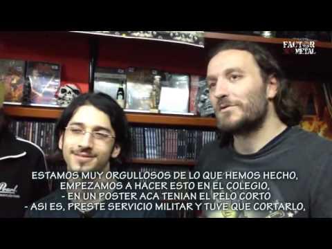 Entrevista ORPHANED LAND -  Factor Metal