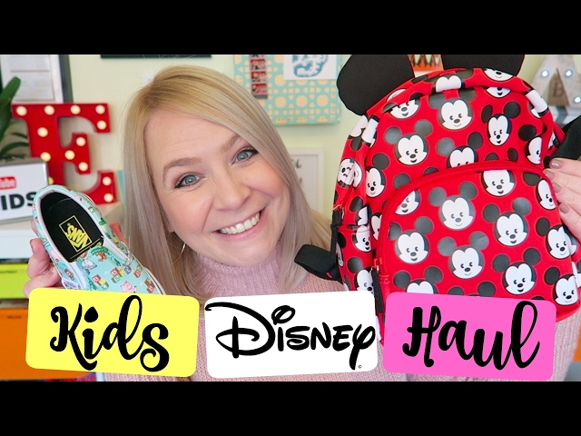 DISNEY HAUL FOR DISNEY WORLD TRIP!