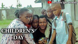 Download Denilson Chibuike Igwe Comedy - Denilson Igwe Comedy (Children's day)