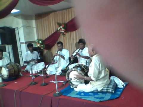 Nadhaswaram in a upanayanam function