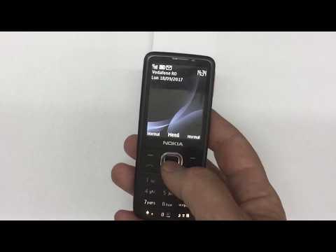 Hard reset Nokia 6700