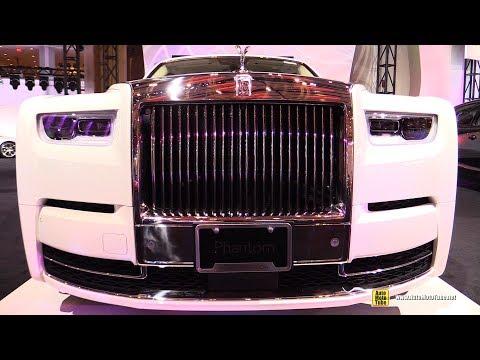 2018 Rolls Royce Phantom - Exterior and Interior Walkaround - 2018 Detroit Auto Show