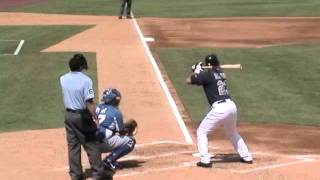 San Diego Padres Yonder Alonso 2012