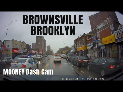 The Crime Capital Of NYC | Brownsville Brooklyn *tour*