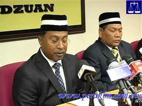 Perlantikan Nama Calon MIC Untuk Jawatan Senator Bukan Bidang Kuasa Saya:- DSD Zambry Abd Kadir