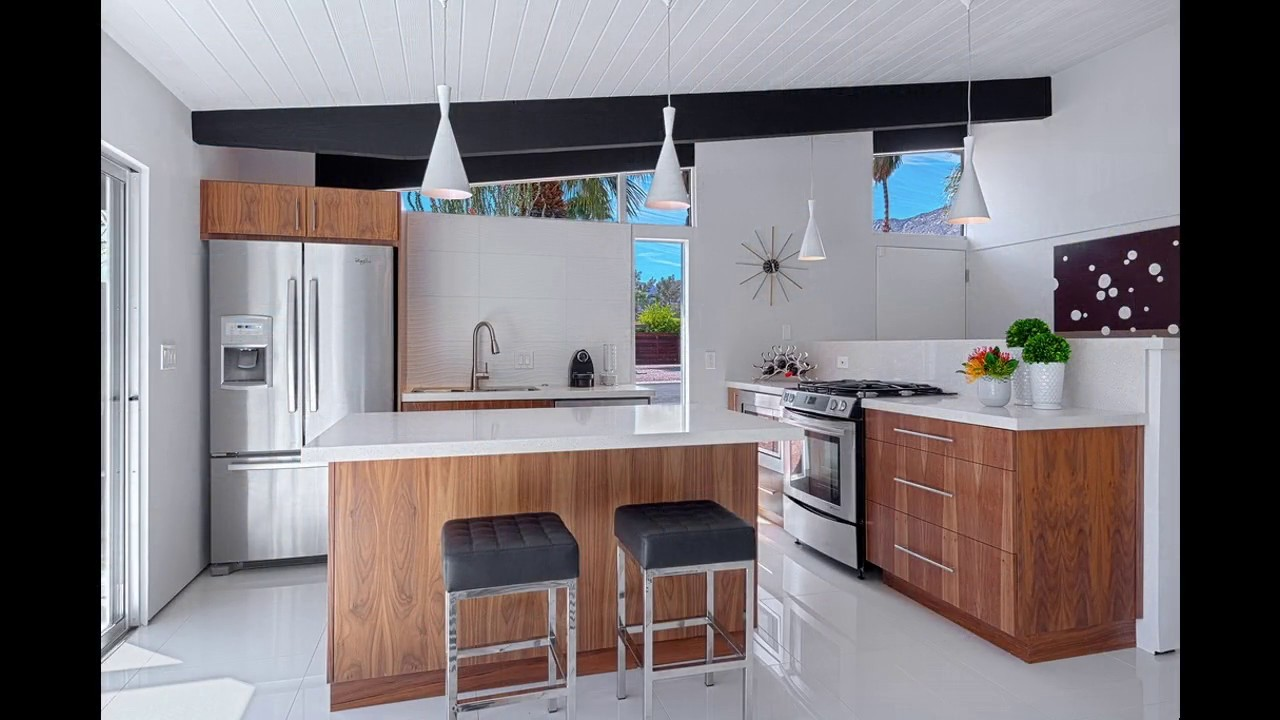 Dise os de cocinas con desayunador de inspiraci n youtube for Modelos de cocinas modernas americanas