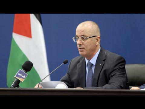 Palestinian Prime Minister's Convoy Attacked In Gaza