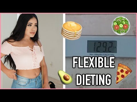 Weigh In, Drinking? & Flexible Dieting 🍏🍕 | VLOG