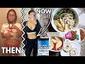 WHAT I EAT IN A DAY TO LOSE WEIGHT! *quick & easy meals*