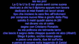 Club Dogo feat Giuliano Palma - P.E.S lyrics