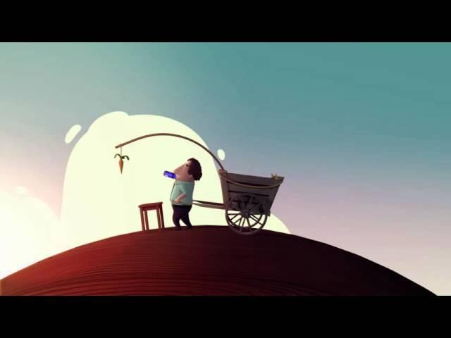 Book trailer de La Zanahoria es lo de menos de David Montalvo
