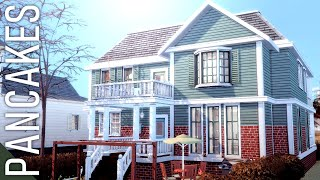 I fixed the sad Pancakes house // The Sims 4