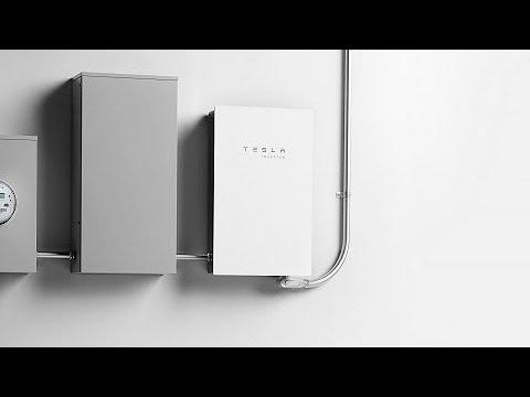 Tesla, de Elon Musk, lança inversor de energia solar