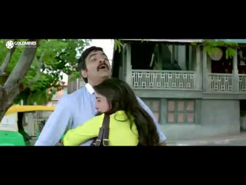 Dil bechara Ravi teja power unlimited hindi dubbed movie song
