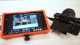 How to Record Your Camera Screen with Atomos