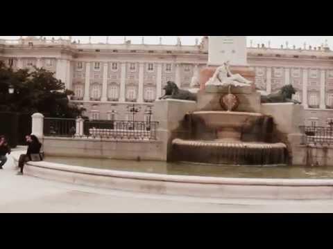 ИСПАНИЯ: по Мадриду... Королевский дворец... Испания Palacio Real de Madrid
