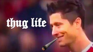 Thug life football - reus, lewo, balo, zizou, totti, ibra and ronaldo compilation
