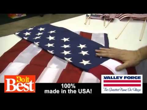 Valley Forge Flag - Choosing A Flag