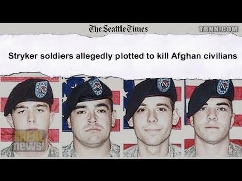 Did U.S. Soldiers Create Afghan Killing Club?