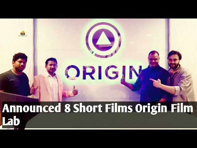 Dushyant Pratap Singh & Faheem Qureshi of Origin Film Lab announced 8 short films