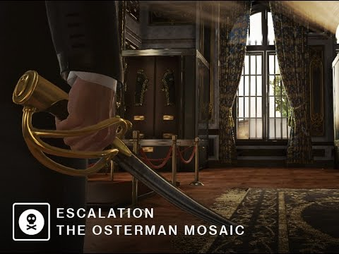 HITMAN: Escalation- The Osterman Mosaic, All Five Levels
